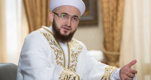 Муфтий Татарстана обратился к имамам и прихожанам в связи с открытием мечетей