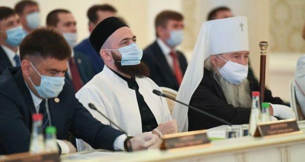 Муфтий Татарстана принял участие в заседании оргкомитета по подготовке празднования 100-летия образования РТ