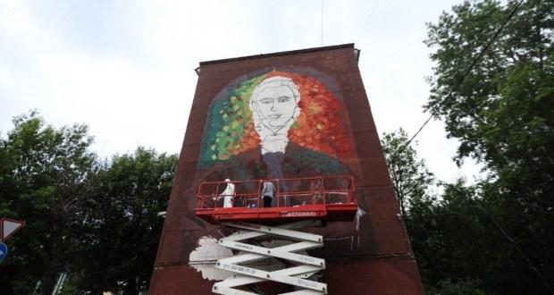 В Казани на фасаде дома на улице Татарстан появится портрет Габдуллы Тукая