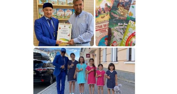 Автономия татар Москвы и «Татармультфильм» обсудили совместный проект
