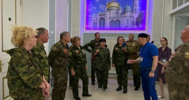 Участники автопробега «Дорогами Победы» посетили Татарский культурный центр Москвы