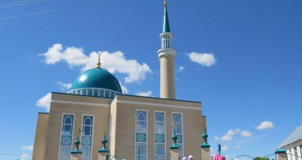 В селе Верхняя Корса Арского района открылась новая мечеть