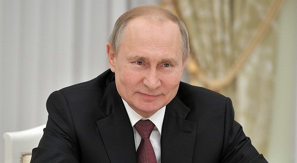 Владимир Путин поздравил российских мусульман со священным праздником