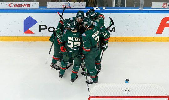«Ак Барс» стал серебряным призером чемпионата России по хоккею