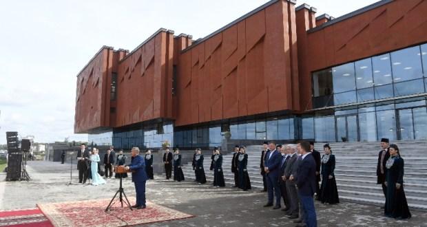 Президент Татарстана наградил лауреатов Государственной премии имени Габдуллы Тукая