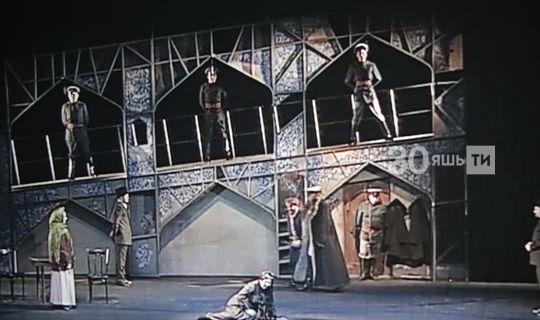Камал театры тарихындагы иң яхшы утыз спектакльне интернеттан карап була