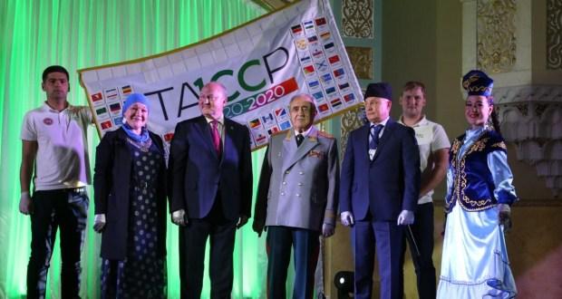 Москва приняла эстафету флага 100-летия ТАССР