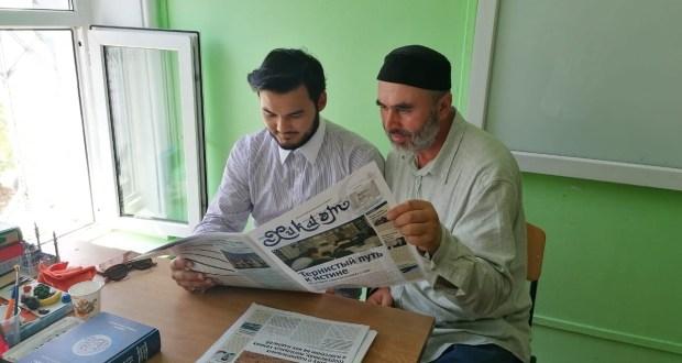 Представители Тюменского муфтията посетили соборную мечеть города Севастополь и ханский дворец в Бахчисарае