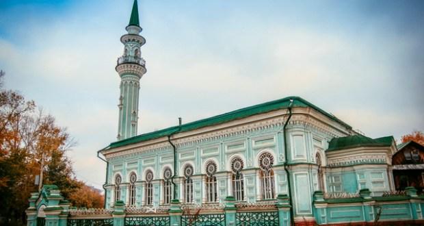 В Старо-татарской слободе после реставрации открылась Азимовская мечеть