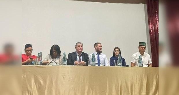 Избран председатель Адыгейской республиканской общественной организации «Дуслык»