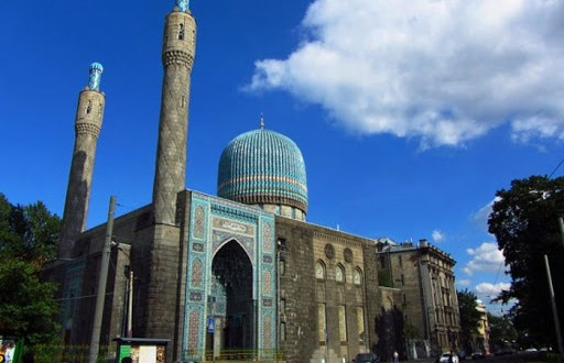 Санкт-Петебургта ислам беренче чиратта татарлар белән бәйле