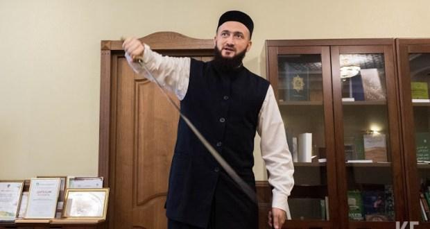 Камиль хазрат Самигуллин: Татары утратили образ воина
