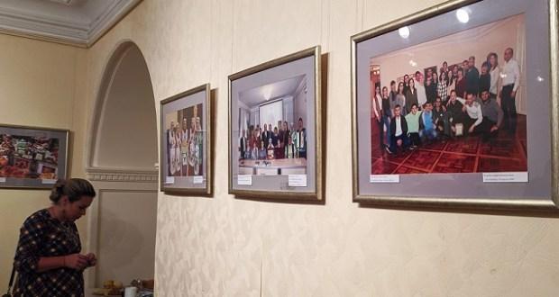 В Екатеринбурге торжественно открылась фотовыставка в честь 100-летия ТАССР