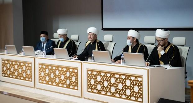 Прошел очередной пленум Духовного управления мусульман РФ