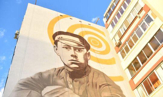 Огромный портрет Шамиля Усманова украсит один из домов в Набережных Челнах