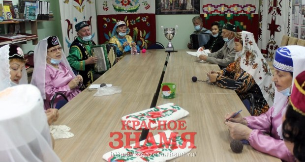 National Costume Day  in Neftekamsk held