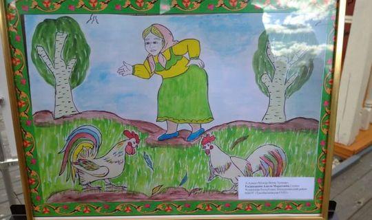 В Болгарском музее открылась посвященная Абдулле Алишу выставка рисунков