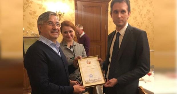 Василь Шайхразиев находится с рабочим визитом в Челябинске