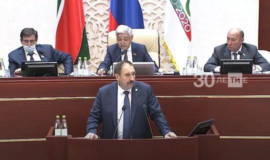 Госсовет РТ сохранил статус вице-премьеров Каримову, Заббарову и Ахметшину