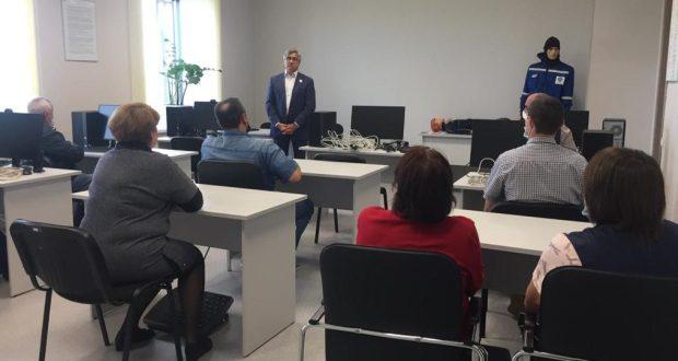 В Актанышский муниципальный район прибыл Председатель Национального совета Всемирного конгресса татар