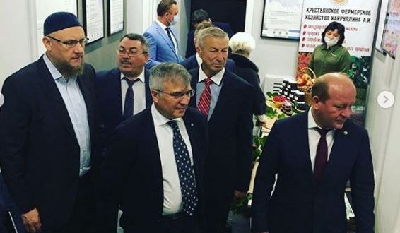 В Казани презентовали инвестиционные возможности Дрожжановского района РТ