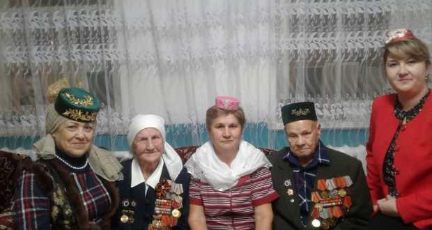 Кукмара районының Өлге авылында яшәуче бердәнбер парлы сугыш ветераннары 98 яшен тутырды