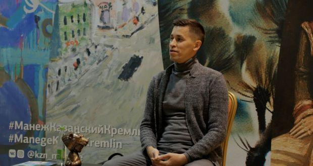 В Казанском Кремле состоялась творческая встреча со скульптором Альфизом Сабировым