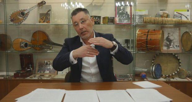 Дәүләт Үмәров Әстерханда татар мәдәнияте үзәген булдыру теләге барлыгын белдерде