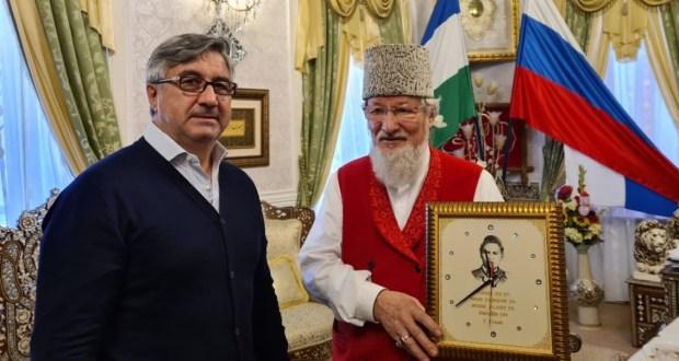 Июнь аенда Уфада Россия Ислам университетының яңа бинасы ачылачак