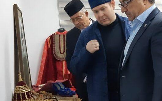 Vasil Shaikhraziev meets with heads of Tatar public organizations of the Republic of Bashkortostan