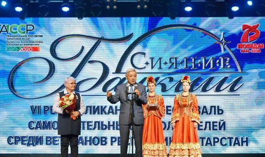 Фәрит Мөхәммәтшин: «Балкыш» фестивале халыкларның дуслыгын гәүдәләндерә
