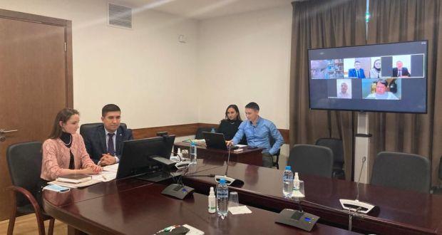Данис Шакиров «Казакъстан татарлары һәм башкортлары конгрессы» идарәсе әгъзалары белән очрашу уздырды