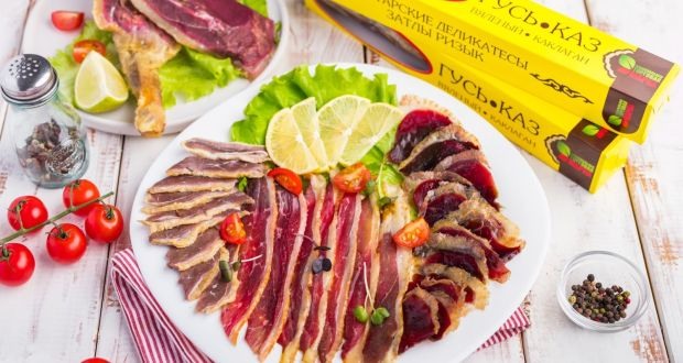 Support Tatar Dried Goose at the Tastes of Russia contest!