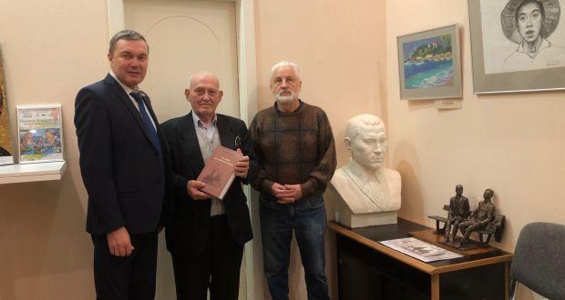В Петербурге состоялась встреча с автором книги «Татары на берегах Невы»
