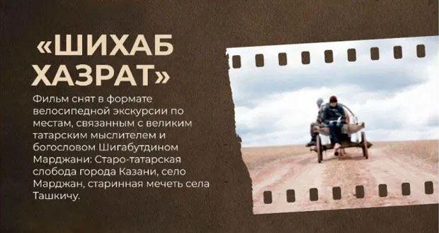 The Kinopyatnitsa project is now in Kazan