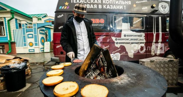 """The autumn food festival """"ASH FEST"""" will be held at the Staro-Tatar settlement"""