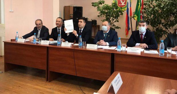 Руководство Исполкома Всемирного конгресса татар посетило Пермский край
