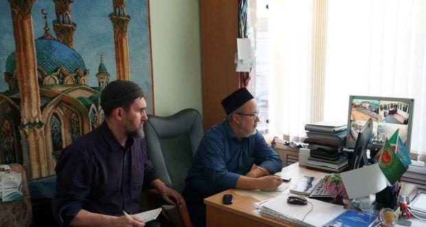 В Казани проходят курсы повышения квалификации для преподавателей медресе