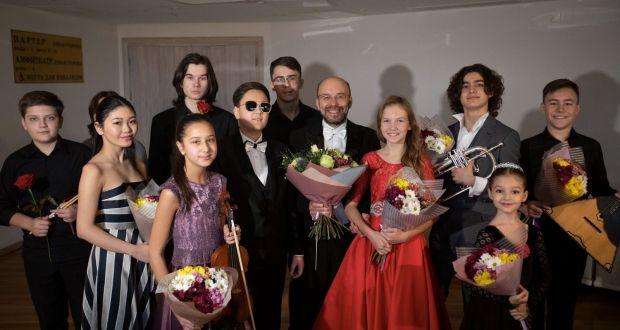 Юные музыканты Елизавета Малышева-Джалиль и Ильяс Невретдинов – участники Международного фестиваля «Москва встречает друзей»