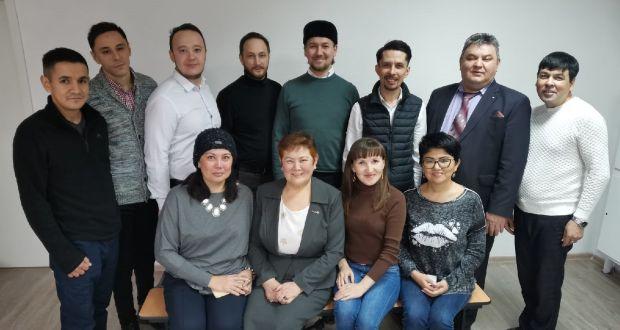 Meeting of the Tatar organizations of Tyumen and Yekaterinburg