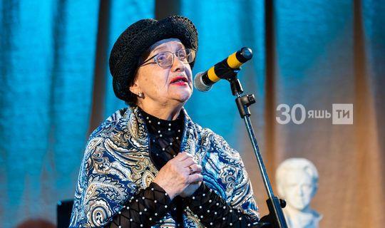 Россия һәм Татарстанның халык артисты Наилә Гәрәева «Дуслык» ордены белән бүләкләнде
