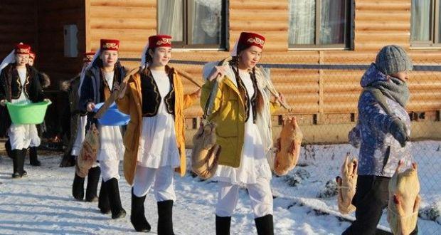 В селе Усть-Турка Кунгурского района прошел татарский праздник гуся