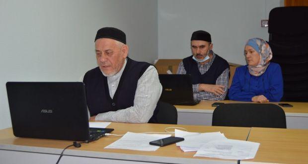Имамы, председатели мусульманских религиозных организаций, активисты молодёжных объединений Тюменской области прошли курсы
