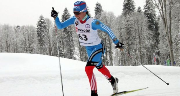 Түбән Кама чаңгычысы Алия Иксанова «Хакасия кубогы» ярышларында бронза медаль яулады