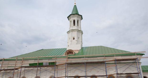 В Татарстане после реставрации откроют старинную каменную мечеть