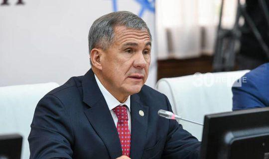 Минниханов: Год был непростой, но у республики есть и успехи