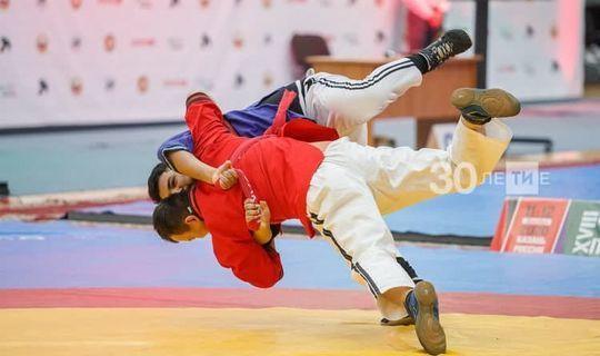 Татарстан җыелмасы көрәш буенча дөнья чемпионатында медаль зачеты лидеры булды
