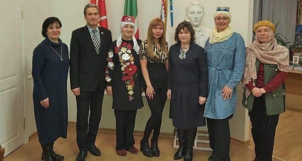 В Постоянном представительстве Республики Татарстан прошли мастер-классы самобытной национальной культуры и искусства