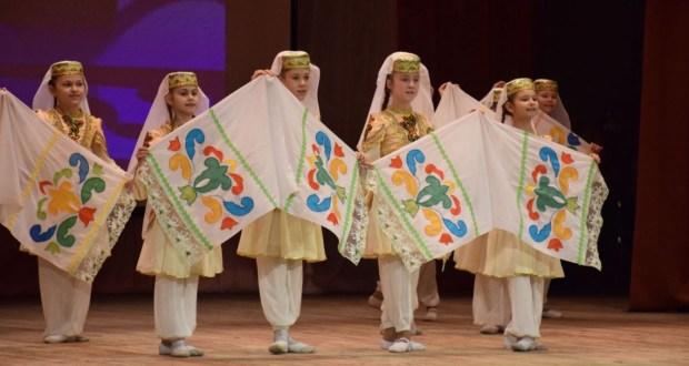 In Nurlat, the Year of Native Languages and National Unity started with a big festive event