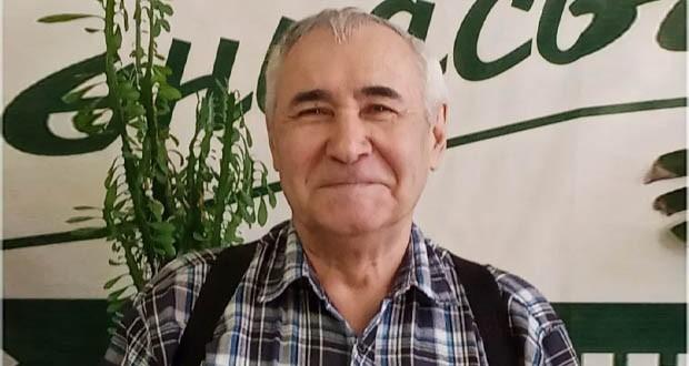 Дилфәр Фазыл улы Хәсәнов 70 яшьлек юбилеен билгеләп үтә